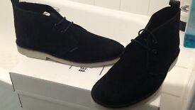 Ben Sherman desert boots. Size 7. £40!! Brand new, never worn, in box. Trainers, sneakers, shoes.