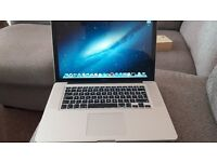 Apple Macook Pro A1286 (MID 2012) I7 2.3GHZ 8GB