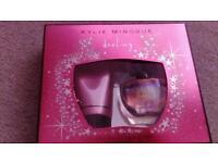 Kylie Minogue gift set unopened