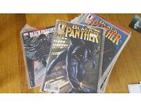Black Panther #1-62 (Complete 1998 Marvel Series) Full set