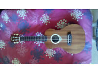 BRAND NEW LAG CONCERT UKULELE WITH CASE