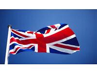 Private English language conversation classes. Private English examination classes.