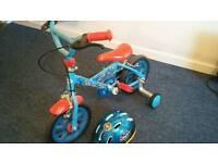 Kids bike contact on 07562109169