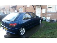 2001 PEUGEOT 306 2.0 HDI SALE OR SWAP A DIFF CAR TRY ME