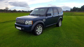 Land Rover Discovery 4 3.0 SDV6 Commercial