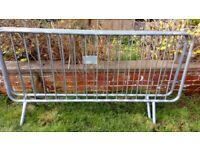 Metal Barriers X2