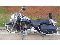 Harley Davidson Roadking Classic 1584cc 2007