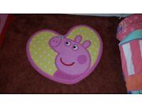 Peppa Pig Bedroom rug