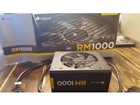 Corsair RM1000 OPEN TO OFFERS!!!