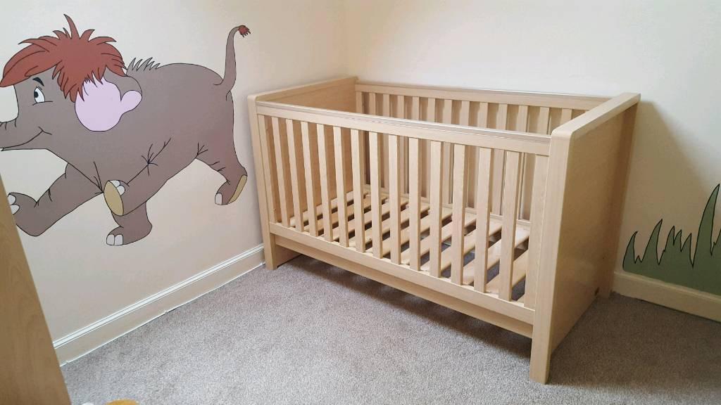 Baby bedroom furniture bundle
