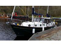 31'6 Colvic Motor sailer Yacht
