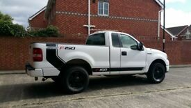FORD F150 AMERICAN PICK UP TRUCK