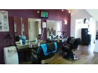 Barbers Equipment. A complete salon to take away - all fixtures, fittings and furnishings.