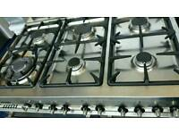 Capel dual fuel range cooker for sale. Free local delivery