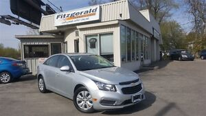 2016 Chevrolet Cruze LT 1LT - SUNROOF! BACK-UP CAM!