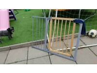 Wide extendable stairgate for sale