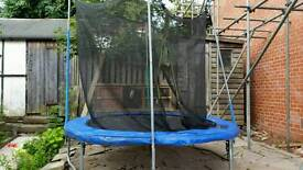 FREE Trampoline To Be Picked Up And Dismantled By Buyer