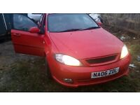 Great car for sale chevrolet lacette 1.8