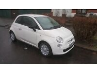 2009 FIAT 500 1.2 IMMACULATE 30£ PER YEAR TAX 33000 MILES ONLY