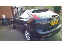 AUTOMATIC 12 MONTHS MOT CHEAPEST LOW MILLEGE 84,000 FORD FOCUS TIMING BELT WATER PUMP REPLACED