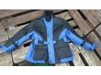 Kids xl textile jacket