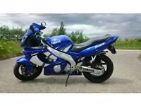 Yamaha YZF 600 R - long MOT - low mileage