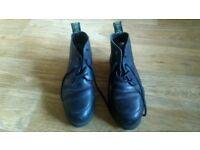 nicholas deakins boot /shoes ? size 8 black