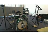 Mapex M-Birch studio kit