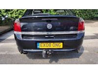 VAUXHALL VECTRA TOWBAR TOW BAR CAME OFF 2008 MODEL WILL FIT MODELS FROM 2002-2009