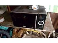 Samsung smart microwave oven