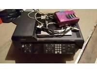 HP printer, scanner, photocopier, Fax