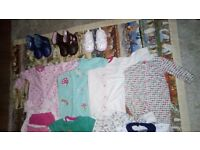 Girls clothes bundle for sale, mostly next and mother care. Barely worn in excellent condition