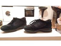 Italian Luxury Trainers Hogan - Size 4/4.5