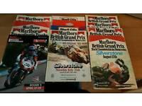 Silverstone annuals