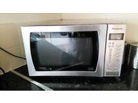 microwave toaster kettle