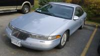 Selling Lincoln Mark 8