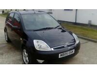 2005 ford Fiesta ghia £650