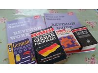 AQA German Revision Guide, Workbook and others