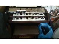 Organ and stool