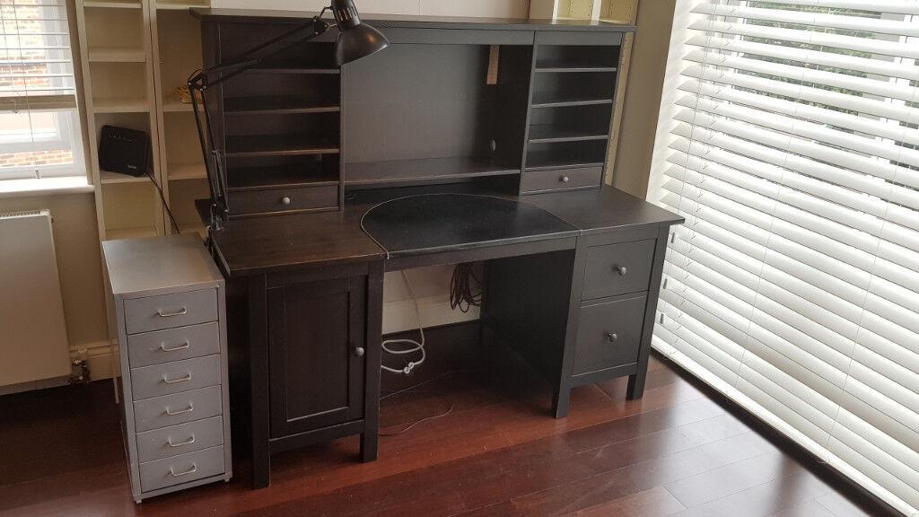 Ikea Hemnes Desk And Top