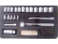 Stanley 21 piece AF Socket Set