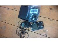 Blackberry Curve 9300 in black (Orange)