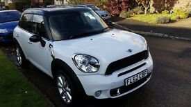 *Reduced for quick sale* Mini Countryman Cooper S with Chilli Pack (2012)