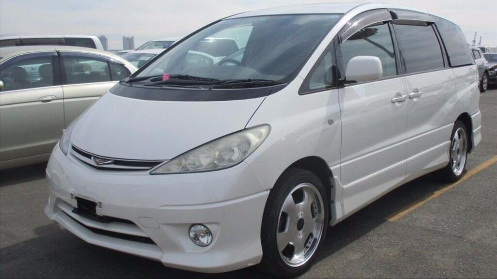 Toyota Estima Aeras 2 4 Vvti G Spec 2005 05 In