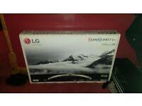 LG 49SJ810V super UHD. Brand new
