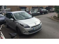 Renault Grand Scenic Manual Silver FSH Cambelt TomTom 7 seater