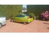 Honda Insight 2001 (X) Rare hybrid mark 1 Collectors car. UK car rare colour