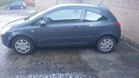 Bargain vauxhall corsa for sale only 55,000 miles only £2,100 ono