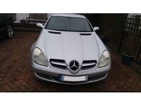 Mercedes SLK Wind deflector, 2004 onwards