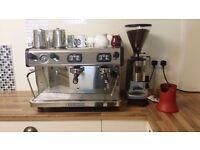 Expobar Dual Coffee Machine